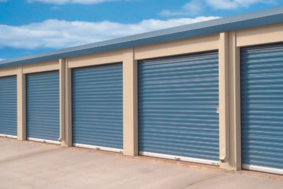 what are commercial garage doors
